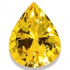 Yellow Sapphire - 2.40 carats
