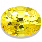 Yellow Sapphire - 2.63 carats