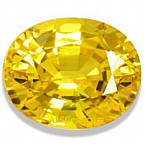 Yellow Sapphire - 2.95 carats