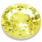 Yellow Sapphire - 1.50 carats