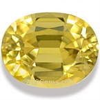 Honey Zircon - 3.61 carats