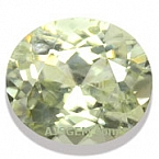 Light green Zircon - 3.09 carats