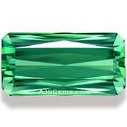 7.54 ct Blue Green Tourmaline, Nigeria