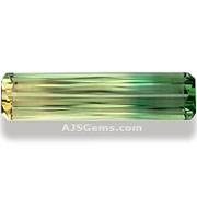 12.79 ct Bi-Color Tourmaline, Mozambique