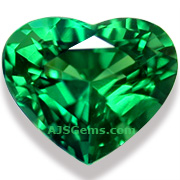 1.13 ct Tsavorite Garnet from Kenya
