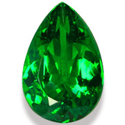 2.31 ct Tsavorite Garnet, Kenya