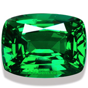 5.58 ct Tsavorite Garnet from Tanzania