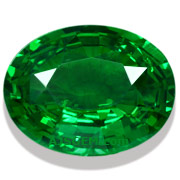 5.07 ct Tsavorite Garnet from Tanzania