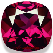3.48 ct. Rhodolite Garnet, Umba River, Tanzania