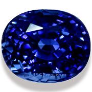 2.10 ct Unheated Sapphire from Madagascar