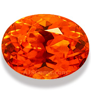 12.16 ct Spessartite Garnet