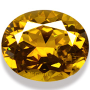 9.35 ct Yellow Tourmaline, Nigeria