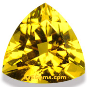 2.48 ct Yellow Tourmaline from Nigeria