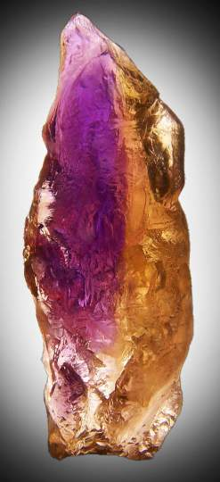 Ametrine Rough, Anahi Mine, Bolivia