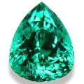 Blue Green Tourmaline Mozambique 9.04 cts