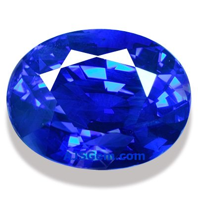 Blue Sapphire Gemstone Information at AJS Gems