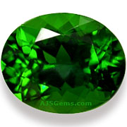 Chrome Diopside Russia 1.58 cts