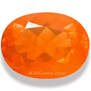 Fire Opal Mexico 2.56 cts