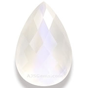 Faceted Moonstone Tanzania 26.71 cts