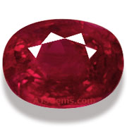 Unheated Mozambique Ruby 4.03 cts