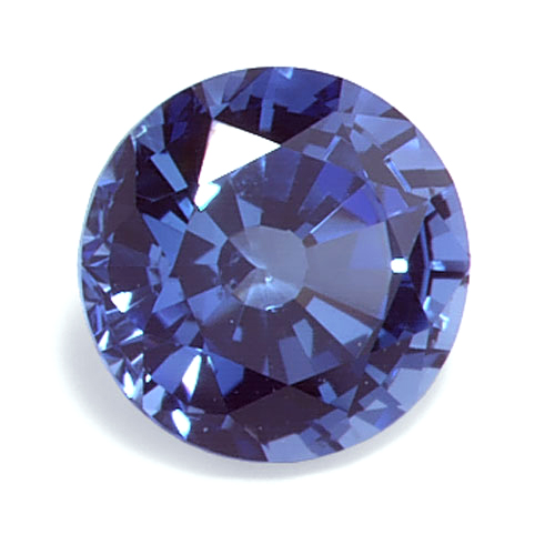 Synthetic  Blue Sapphire