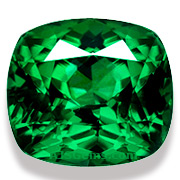 3.07 ct Tsavorite Garnet from East Africa