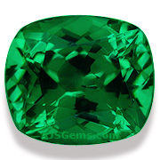4.17 ct Tsavorite Garnet from East Africa