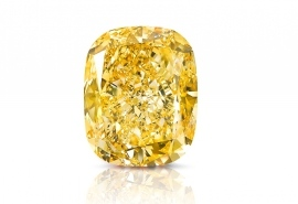 132 ct Graff Yellow Diamond