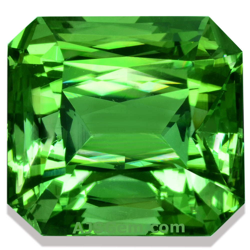 14.66 ct Green Tourmaline, Nigeria