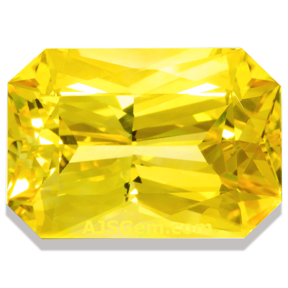 fire sapphire yellow chatham gems lab grown marquise products