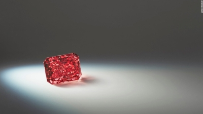 2.11 ct Red Diamond, Australia