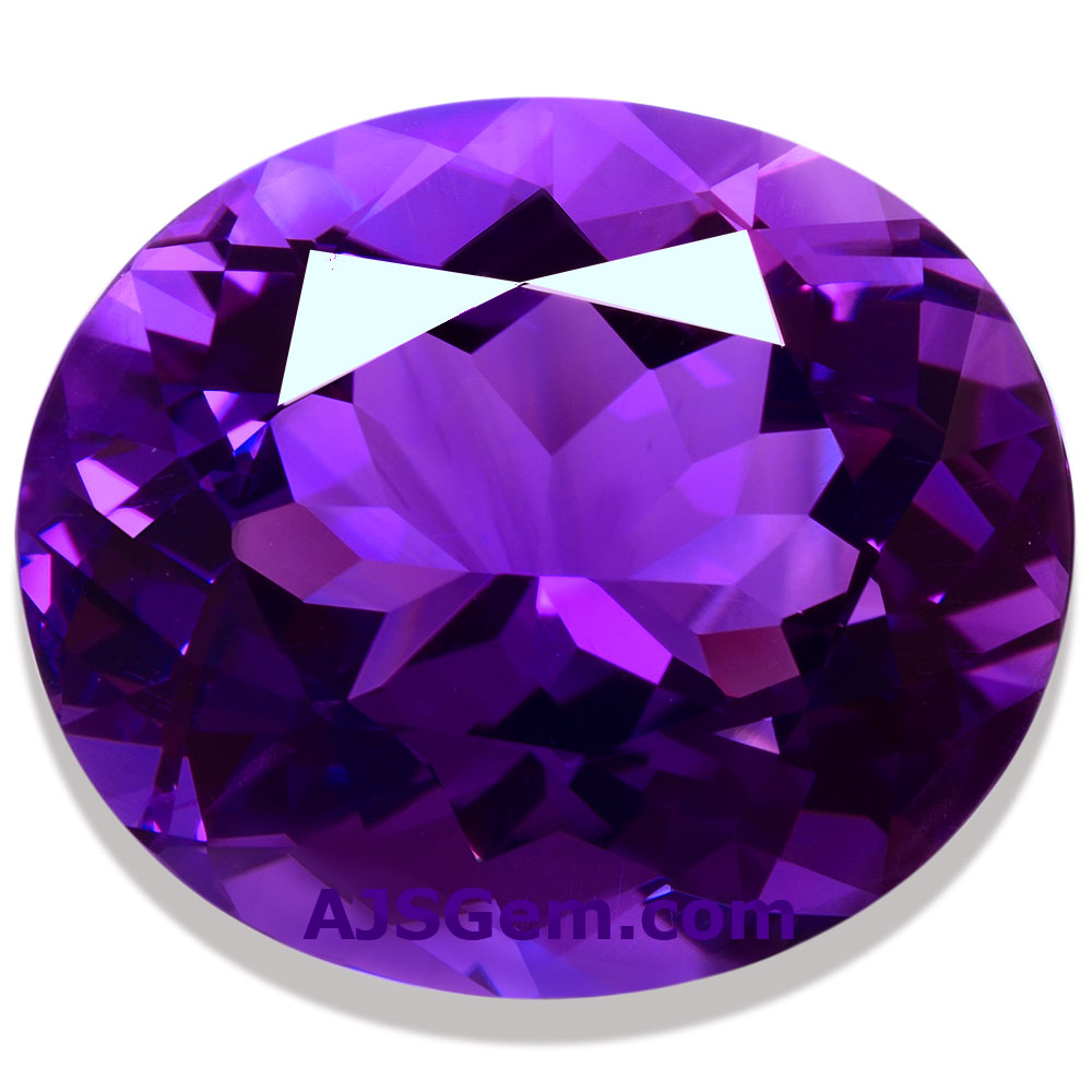 Fine Amethyst From Africa And South America At AJS Gems
