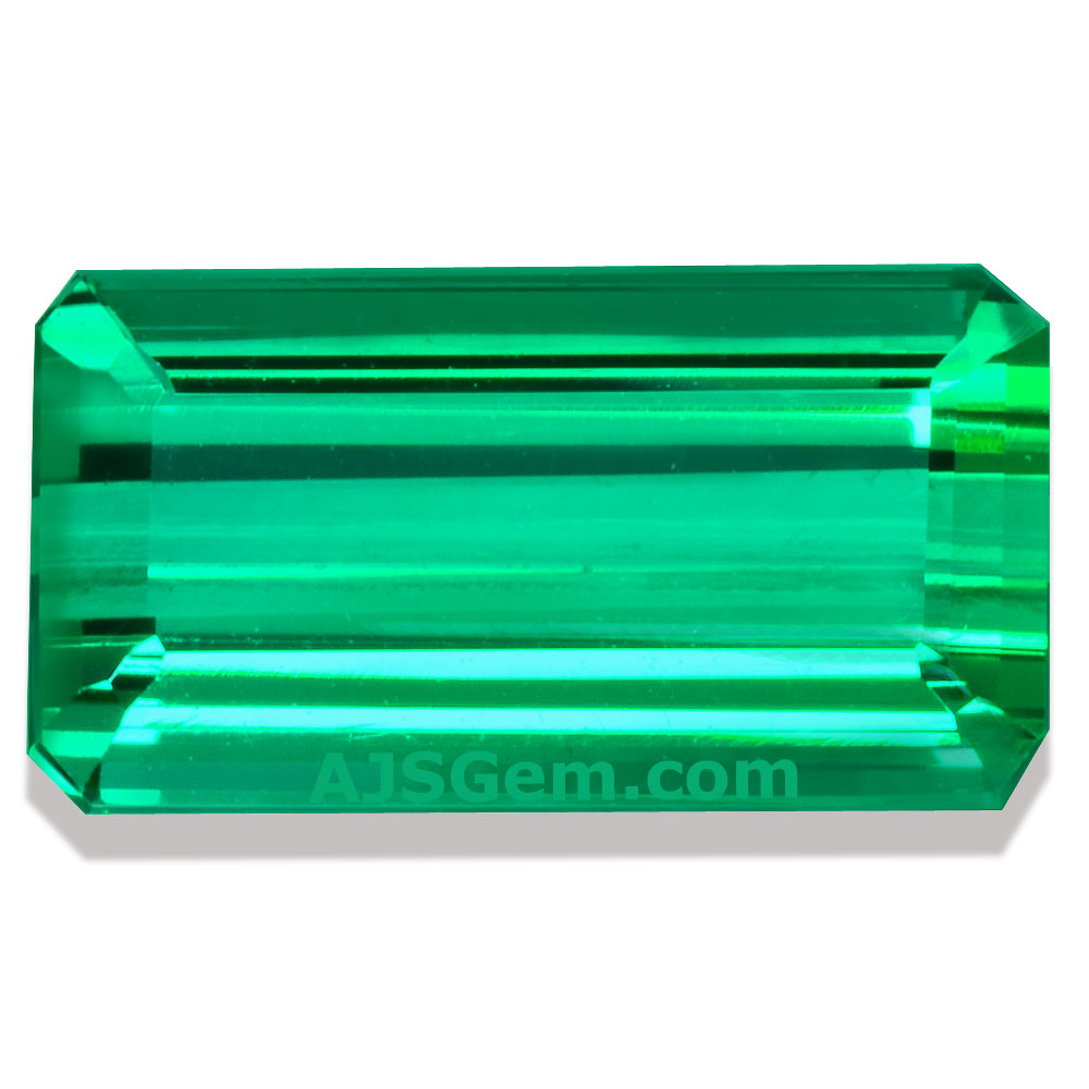 Blue Green Tourmaline, Mozambique