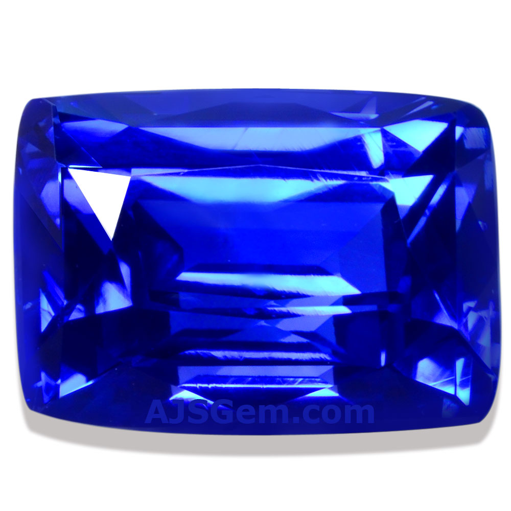 back gemstones acrylic vintage flat s product shop octagon sapphire