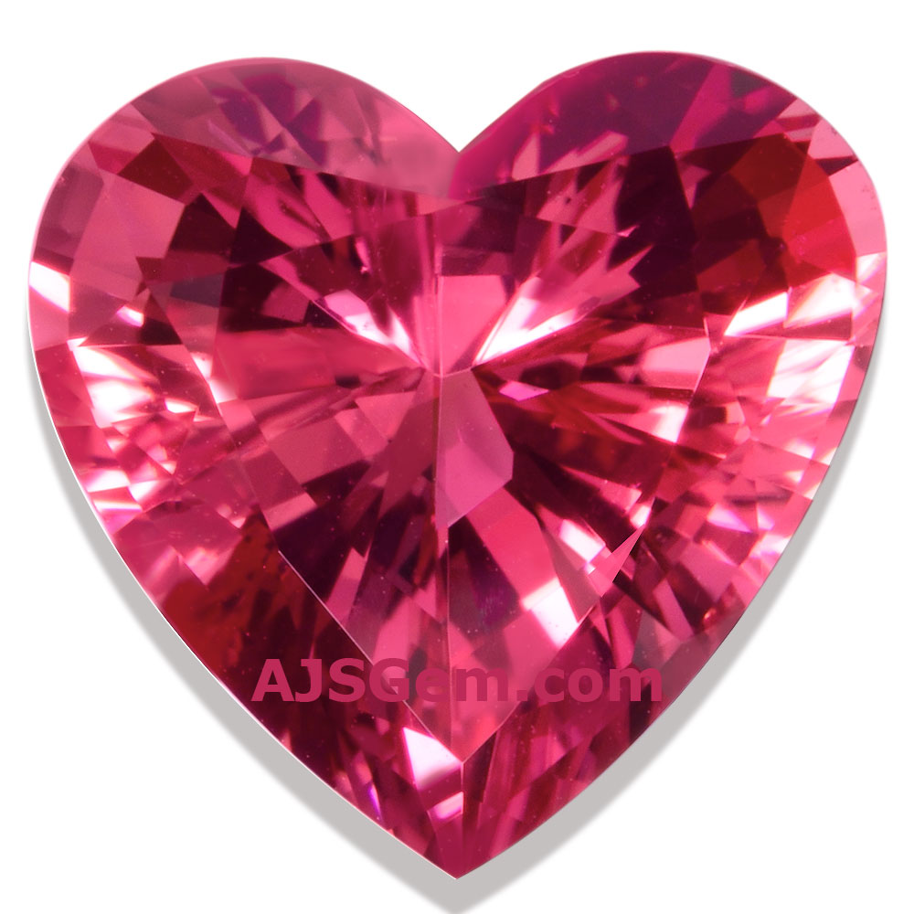 rubellite shop size carats pear stone tourmaline gemstone reference clarity shape