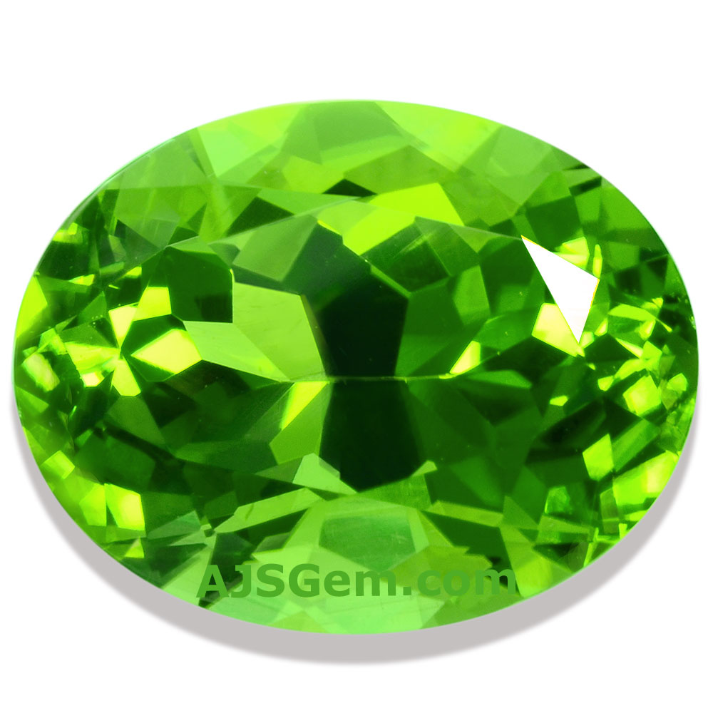 8.4 ct Green Tourmaline, Nigeria