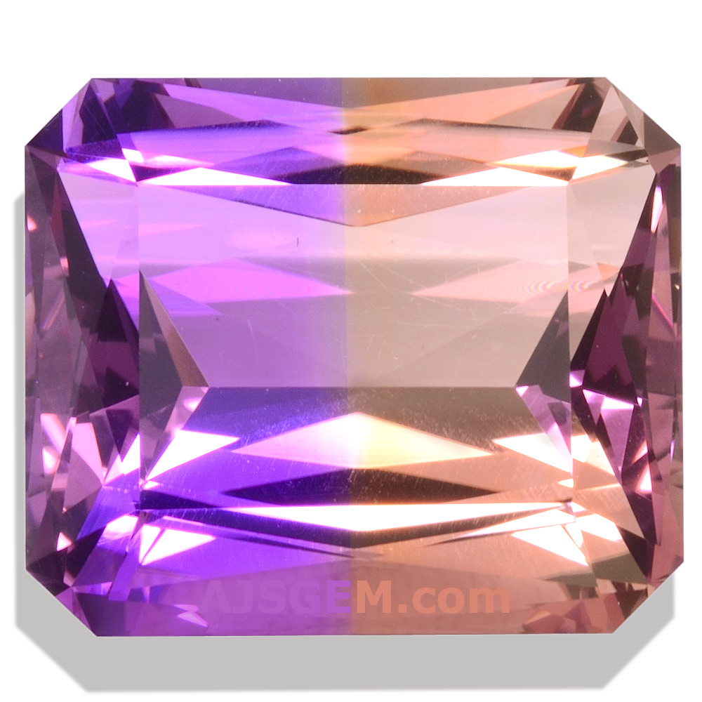 Ametrine from Bolivia