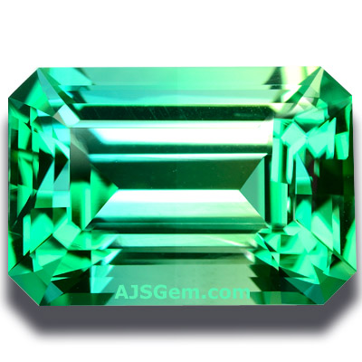 Blue And Blue Green Tourmaline Gemstone Information At Ajs