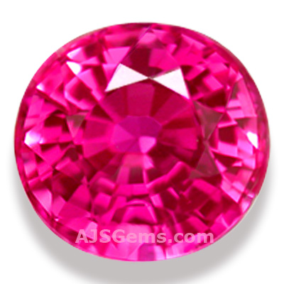 Pink Sapphire Gemstone Information at AJS Gems