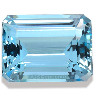 Natural Aquamarine