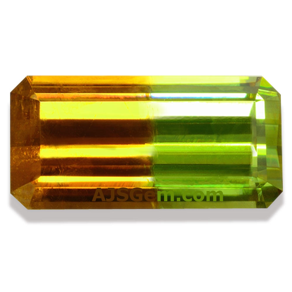 Rare Bi-Color Sphene