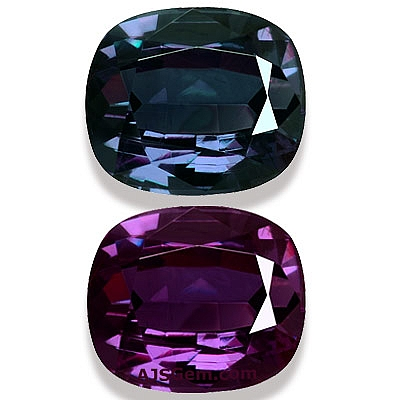 Color Change Garnet, Madagascar 3.42 cts