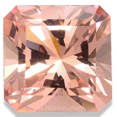 Salmon Pink Morganite