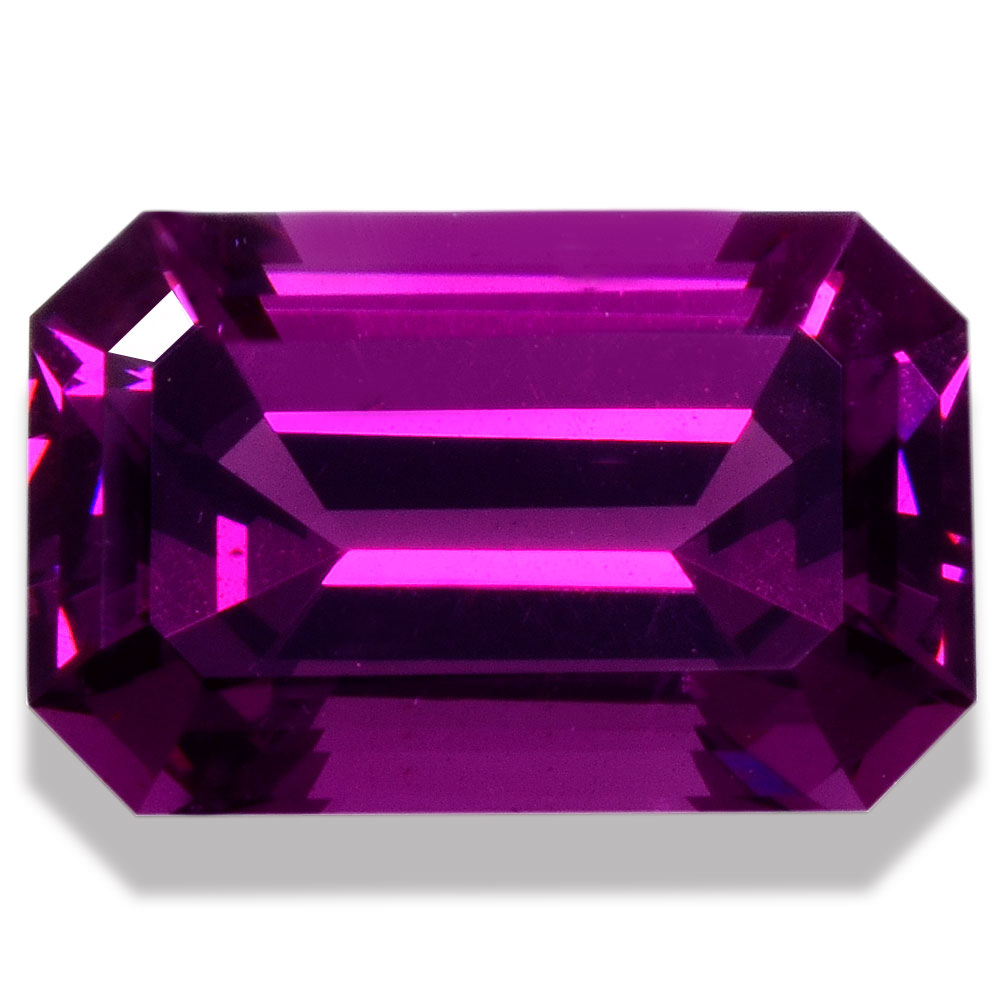 Purple Garnet from Mozambique