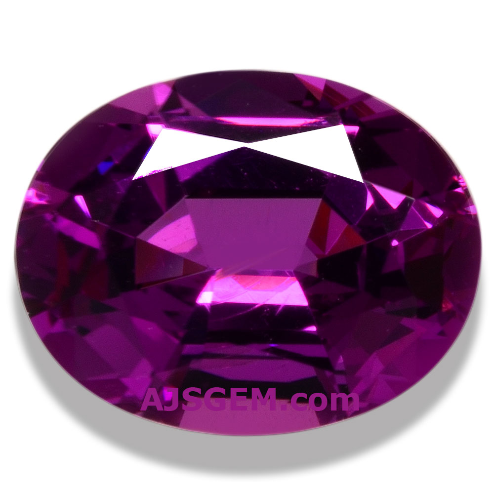 Purple Garnet, Mozambique