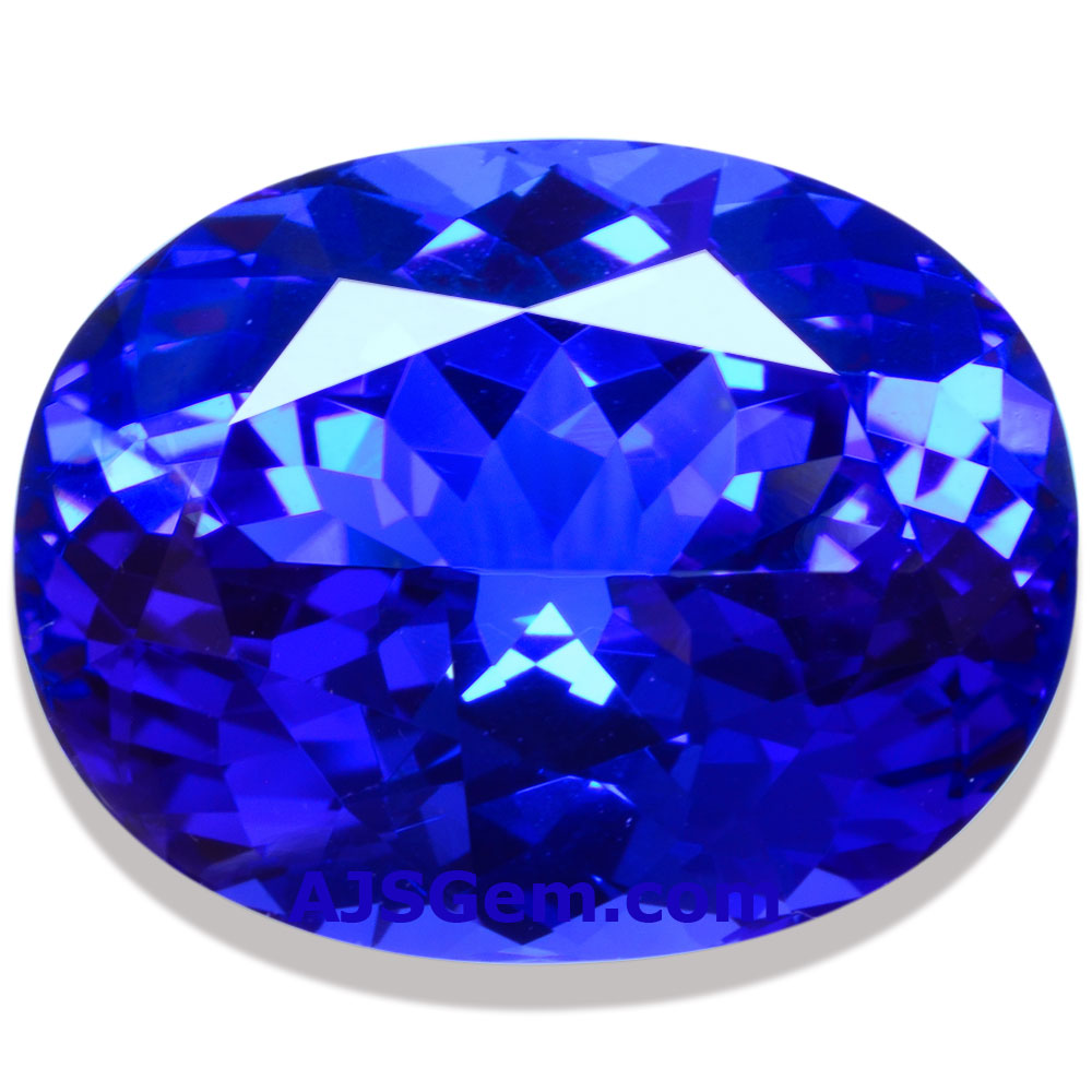 gemstone tanzanite faceted crt good quality auctions natural