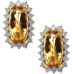 Imperial Topaz Jewelry