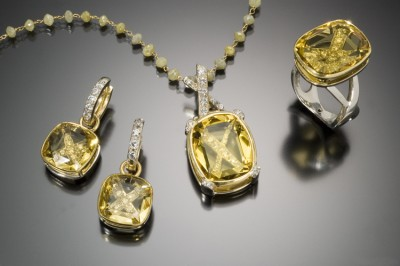 Yellow Beryl Jewelry